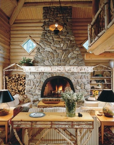 The Essence Of Home Rustic Cottage Decor