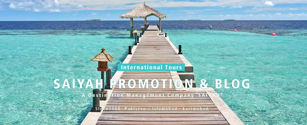 SAIYAH PROMOTION & BLOG - INTERNATINAL TOURS
