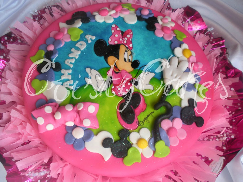 Cristy's Cakes: 10/
