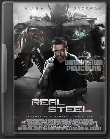 Real Steel (DVDRip Ingles Subtitulado) (2011)