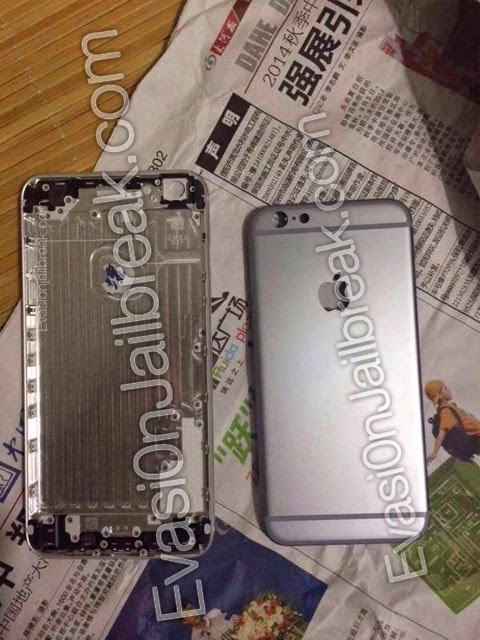 iPhone 6 5.5吋背殼流出