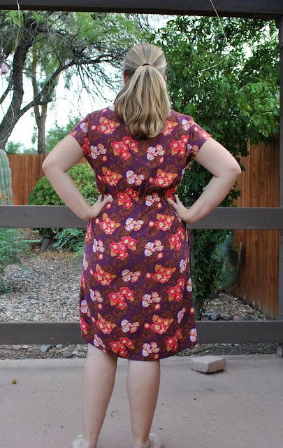 anna maria horner voile staple dress back