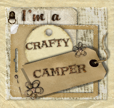 I'm a Crafty Camper!