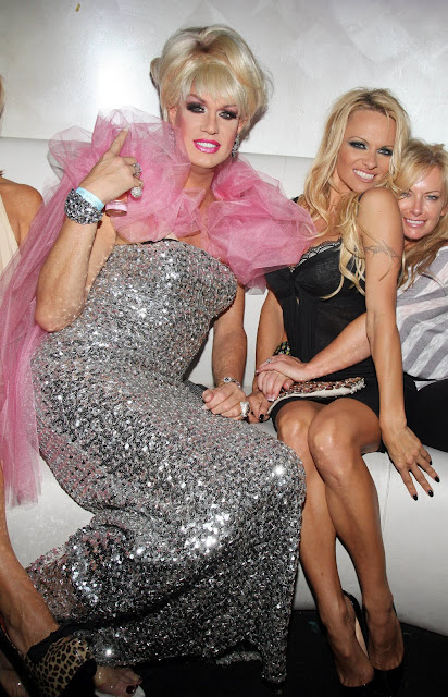 72440 pamelaanderson atthe3rdannualsilverparty2011 Pamela Anderson   Silver Party in Fort Lauderdale HQ [May 20, 2011]