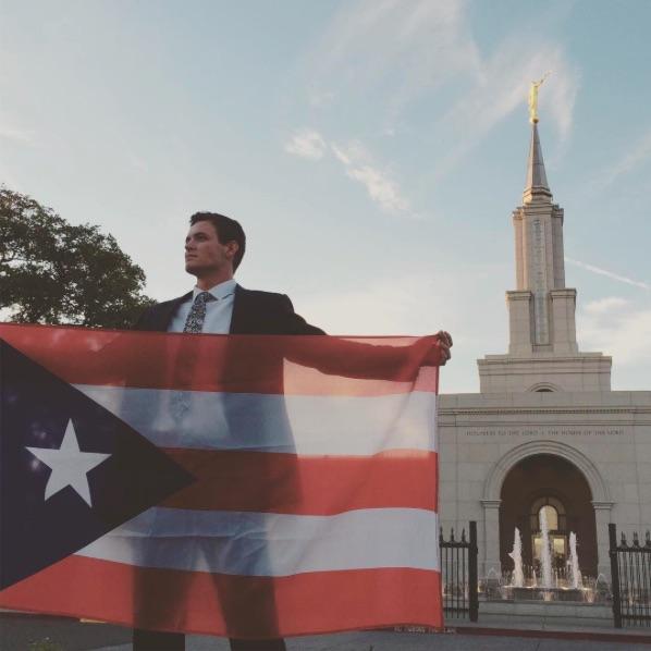 Elder Blake Waidmann