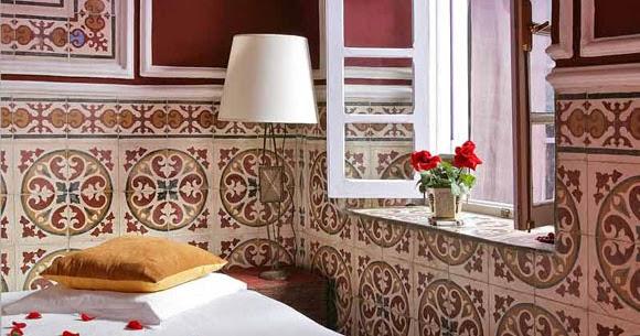 Riad casa lila essaouira medina moroccan interior design for Lila home designs