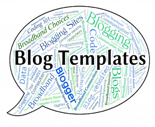 blogger template design
