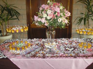 Mesa de casamento 27/10/2012