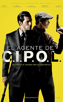 El Agente de C.I.P.O.L. / Operación U.N.C.L.E. Poster