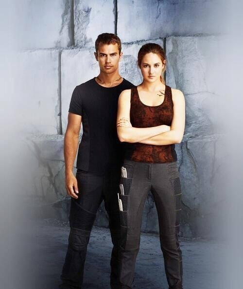 divergent movie tris and four - photo #5