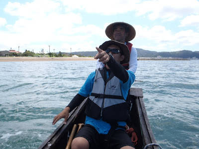 体験/観光 帆かけサバニ フーカキサバニ