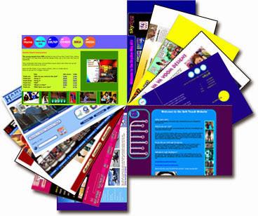 El diseño de la página web