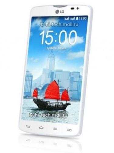 Il nuovo device kitkat LG L80 ha 4 tasti touch fisici