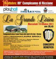 Compleanno Riccione 2011