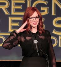 Christina Hendricks Glasses