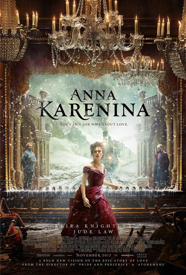 Anna Karenina US Poster