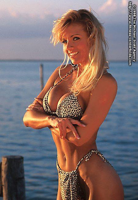 Daralyn Grammar - 90's Fitness Models