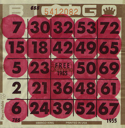 prejudice in king of the bingo game How long a bingo game lasts depends on what pace you read the clues at and how many players you have if you read faster, such as for older or more experienced students, or if you have more players, the game tends to end more quickly.