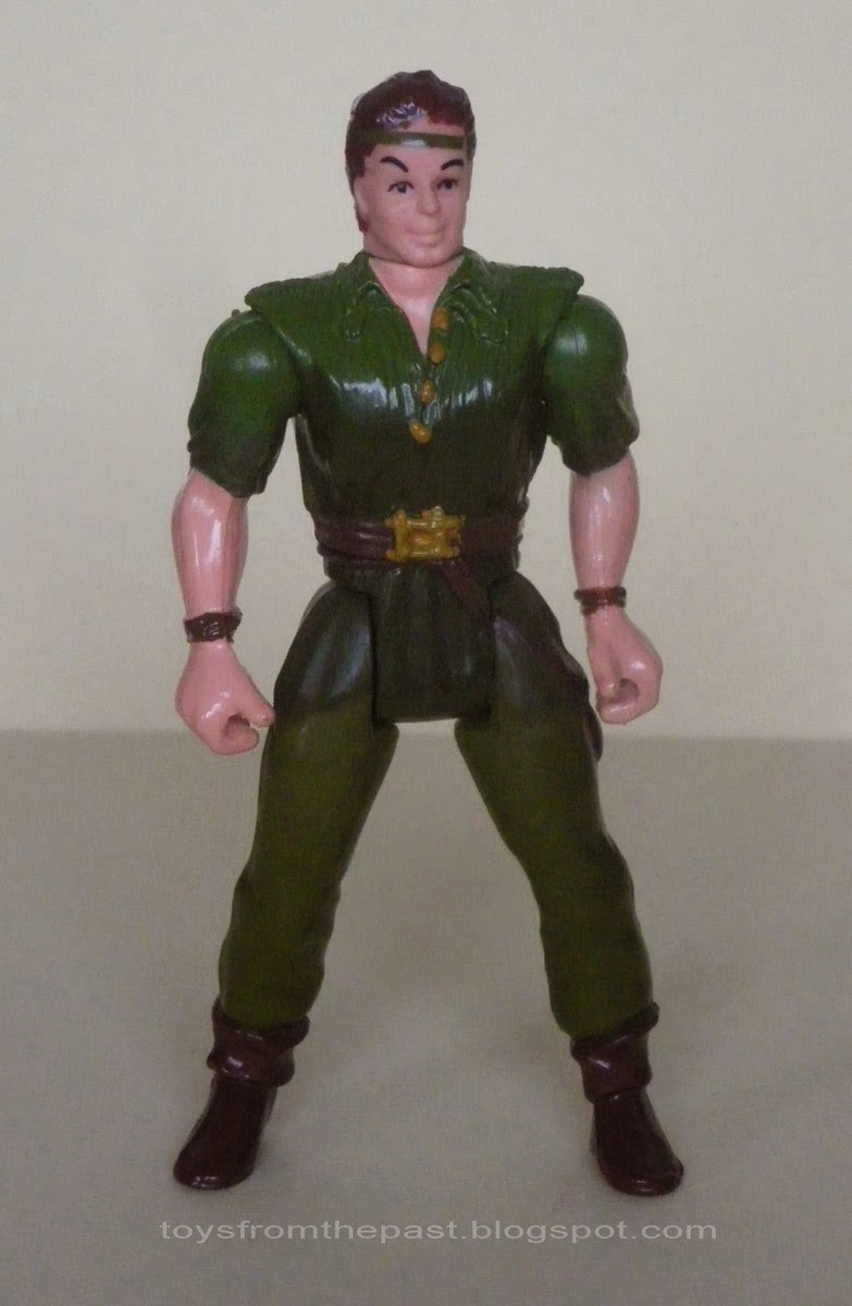 Toys From The Past 440 Hook Peter Pan Air Attack And