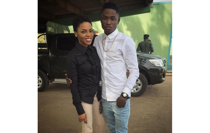 Ewoo! The Net Says Chidinma And Lil Kesh Are Dating! (See Proof)