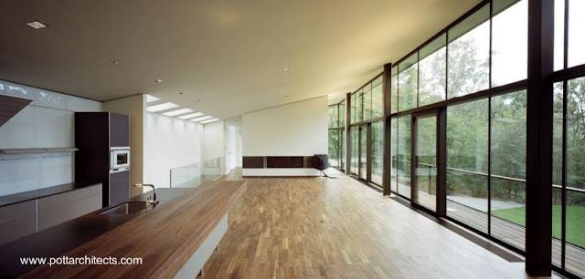 Residencia ultra-moderna en Alemania