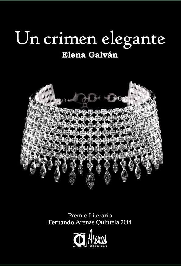 Crimen elegante Elena Galvan