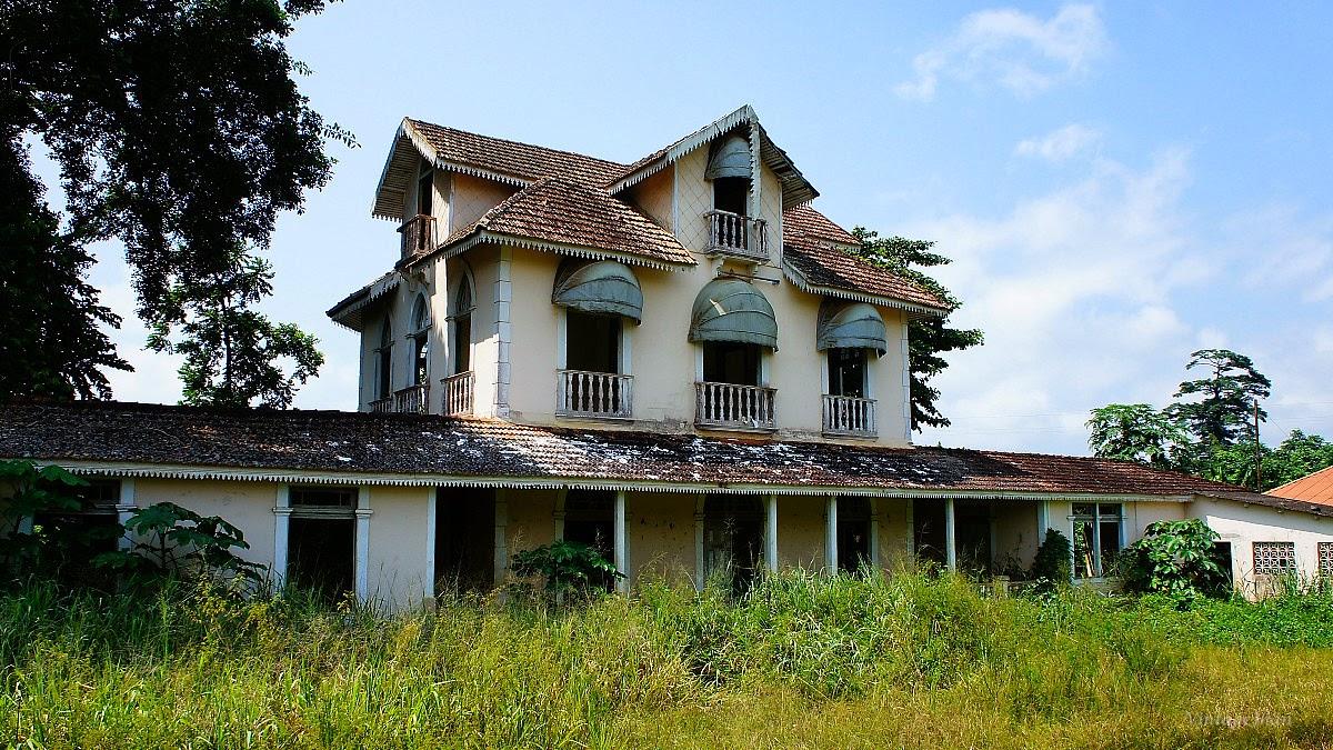 Roça Amparo II 莊園 , São Tomé