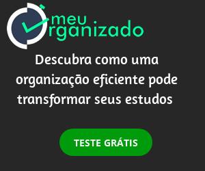 MEU ORGANIZADO - O MELHOR GERENCIADOR DE ESTUDOS