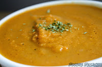 http://foodiefelisha.blogspot.com/2013/04/the-sweet-potato-soup.html