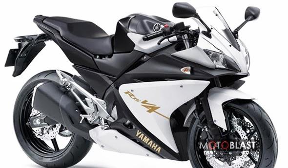 Foto Yamaha Vixion Biru