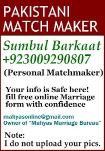 Muslim matchmaker for Pakistanis
