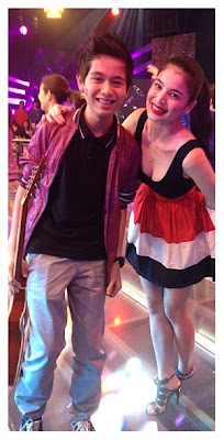 Luigi Yotoko and Anne Curtis It's Showtime