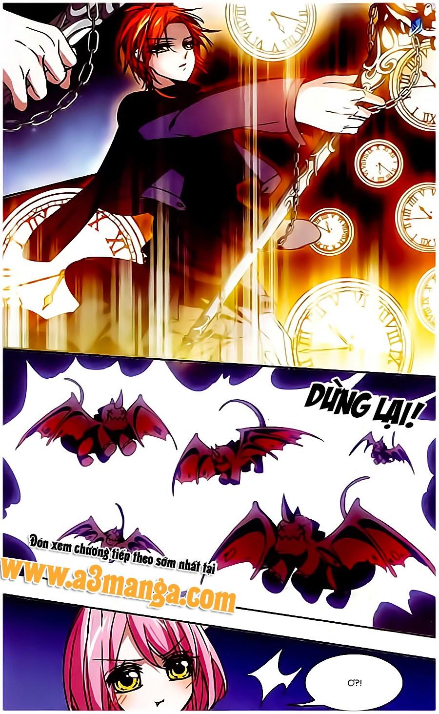 Huyết Tộc Cấm Vực chap 38 page 24 - IZTruyenTranh.com