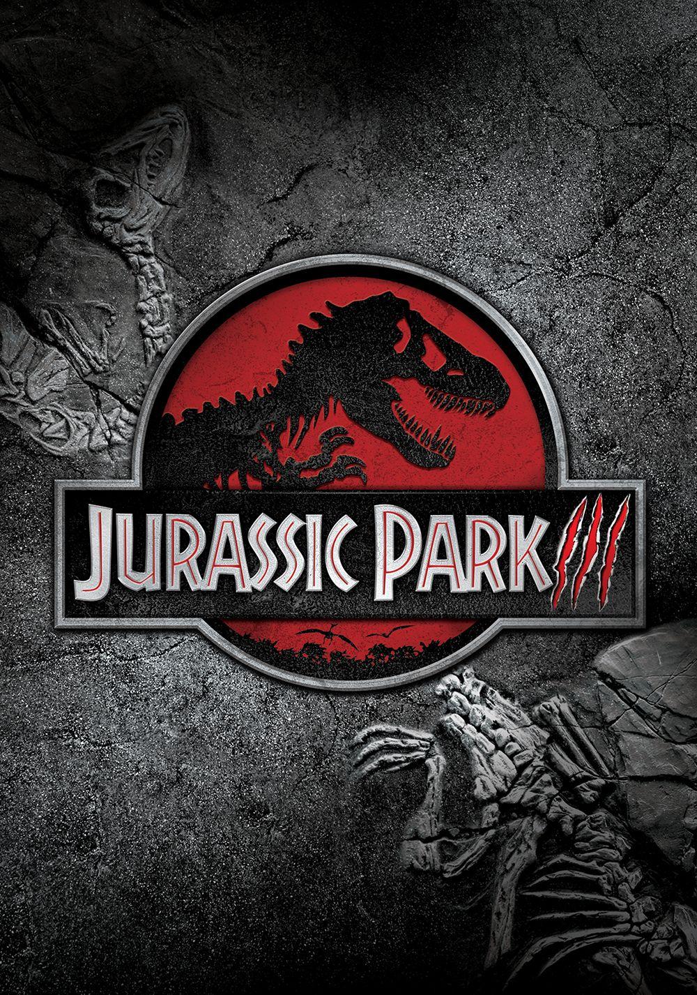 Jurassic Park Parque Jurásico III poster box cover