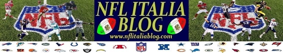 NFL Italia Blog
