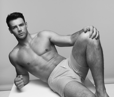 Ben Foden by Joseph Sinclair for Attitude Magazine