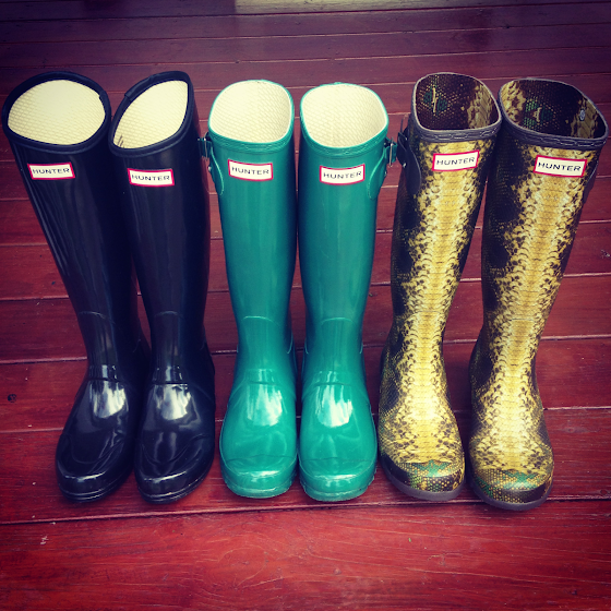 Hunter Boots Collection
