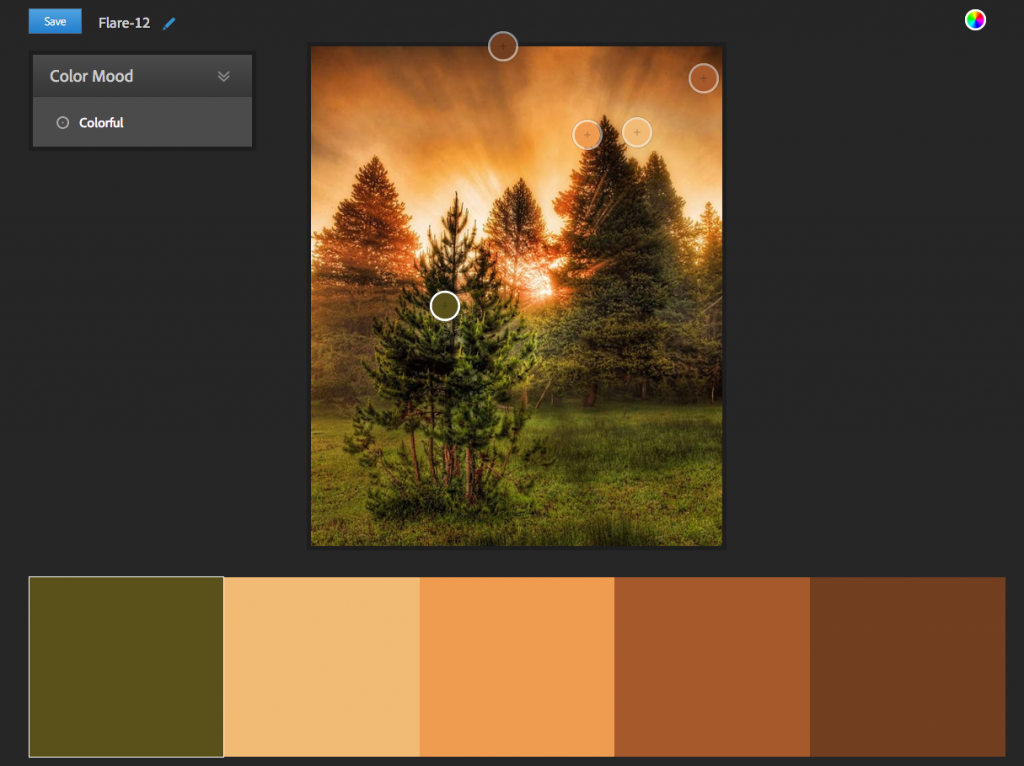 How to pick a colour palette from an image: 7 web-based tools and how to use them