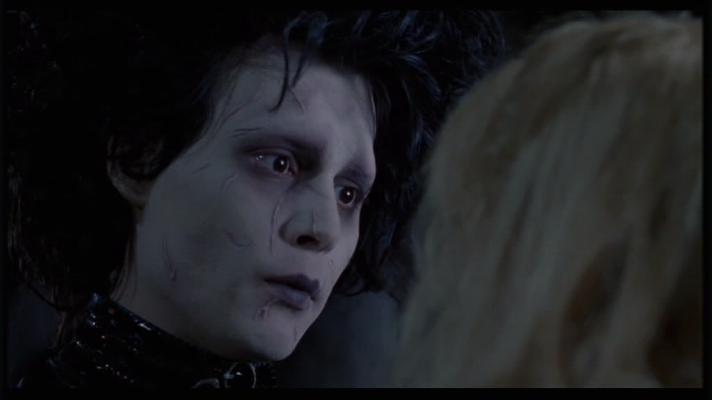 film review edward scissorhands Tim burton's edward scissorhands opens as an eccentric inventor (vincent price) lovingly assembles a synthetic youth named edward.