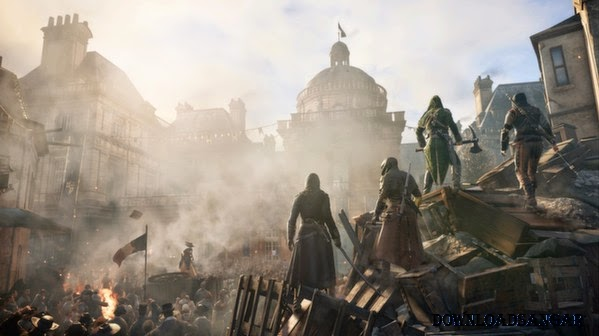 Assassin's Creed Unity Gold Edition Full Crack