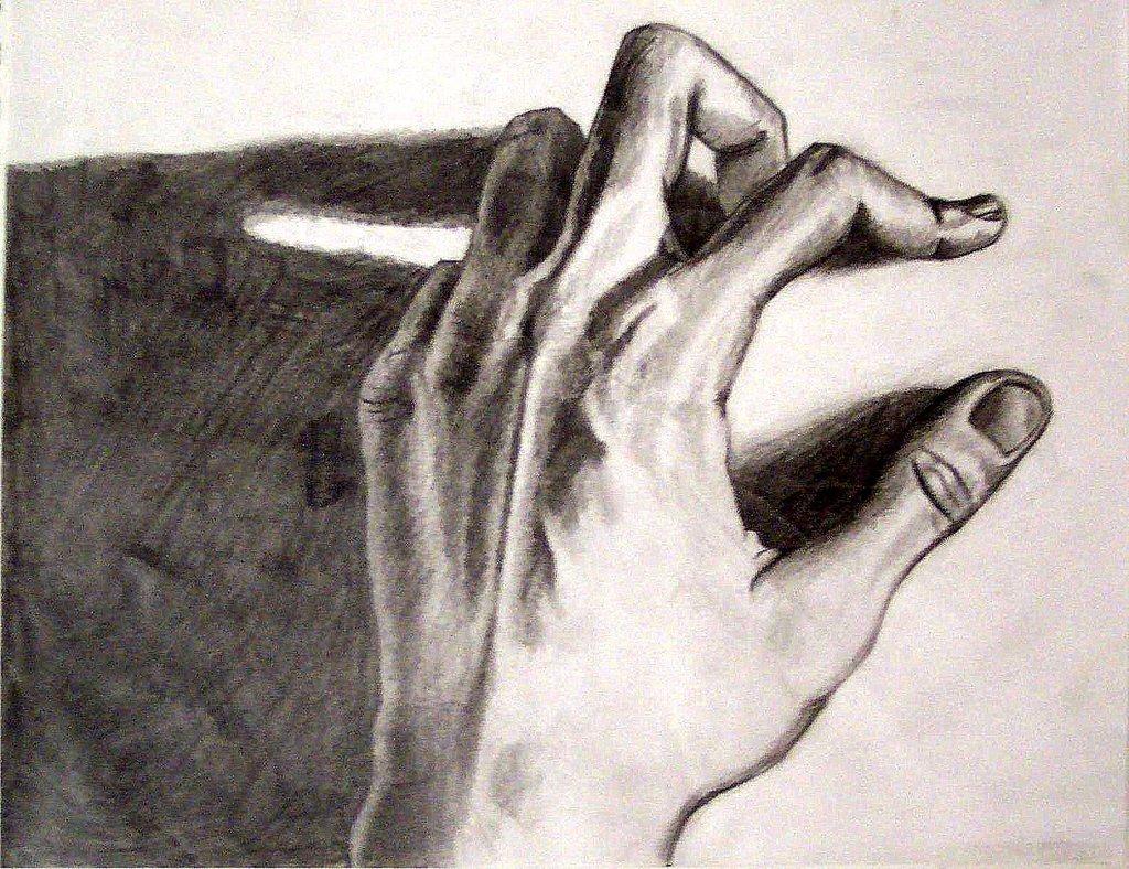 33 pencil sketch