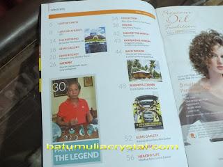 majalah khusus batu mulia