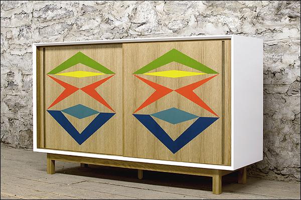 Muebleando otra vez muebles pintados a mano - Muebles pintados a mano fotos ...