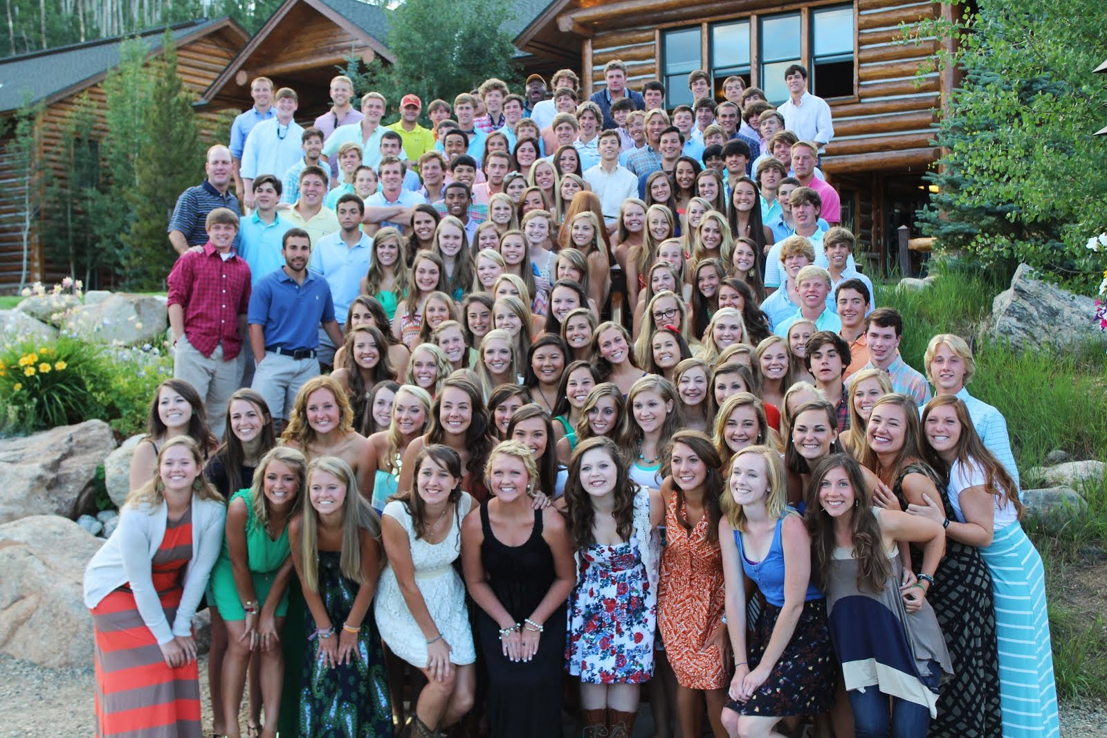 Young Life Greenville, SC: Windy Gap Work Crew