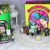 Benefit Advent Calendar Party popper 2015 and Benefit Get your party on gift set 2015