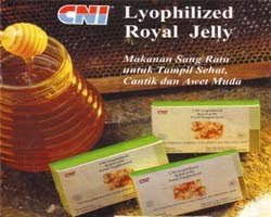 CNI Lyophilized Royal Jelly