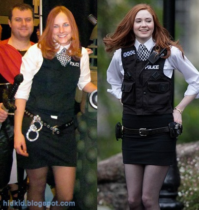 Craftimism amy pond police outfit amy pond police outfit solutioingenieria Image collections