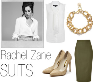 Rachel Zane: Suits