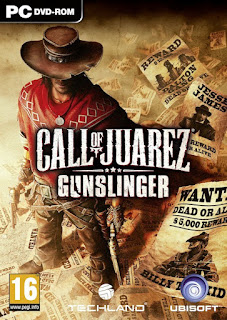 Download - Jogo Call of Juarez: Gunslinger-RELOADED PC (2013)