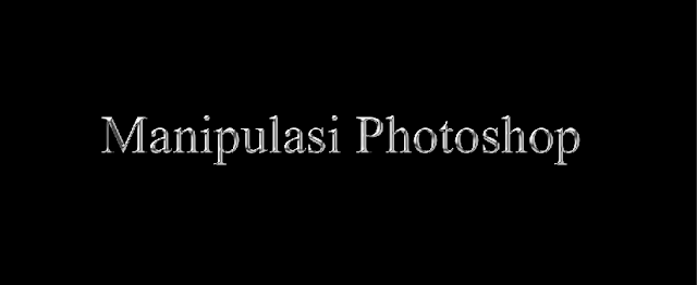 Belajar Edit Foto dan Manipulasi Edit Text Photoshop CS